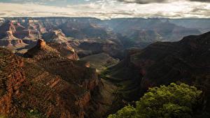 Hintergrundbilder Vereinigte Staaten Grand Canyon Park Park Gebirge Canyon Natur