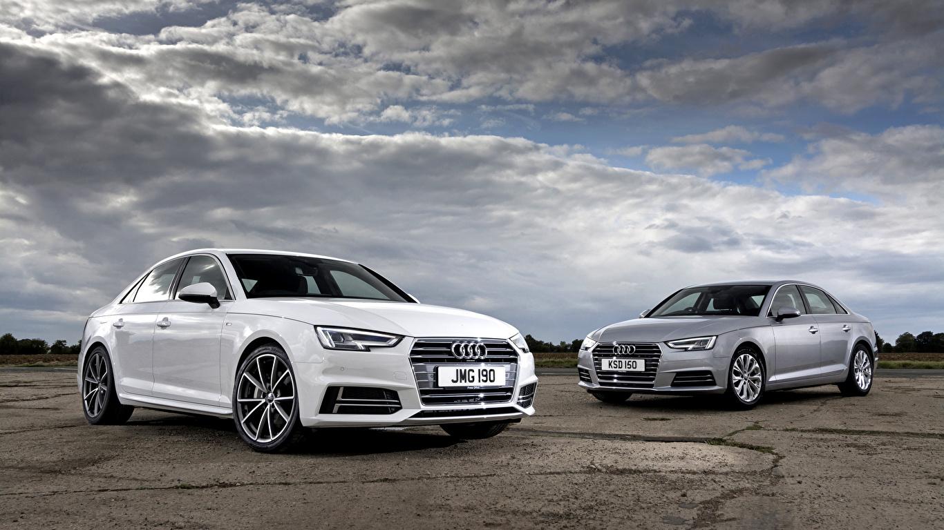 Sfondi Audi 2015 Berlina Due 2 autovettura 1366x768 Auto macchina macchine automobile