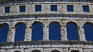Image Famous buildings Italy Arch Cities