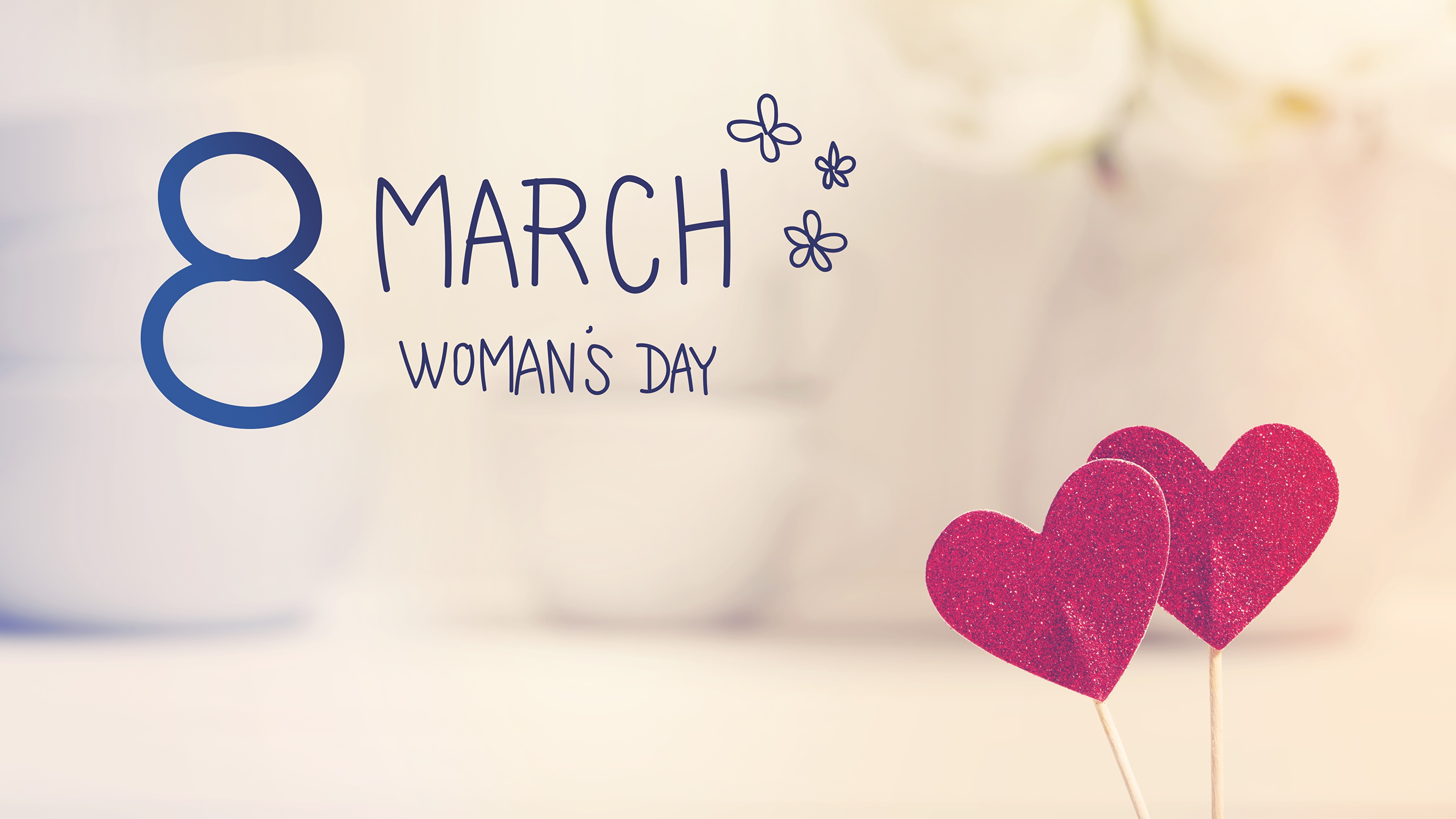 Pictures International Womens Day English Heart Holidays