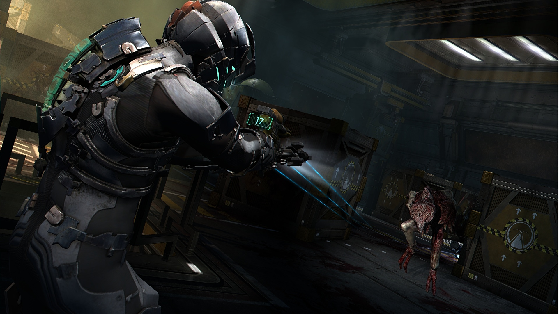 Pictures Dead Space Dead Space 2 Vdeo Game 1920x1080