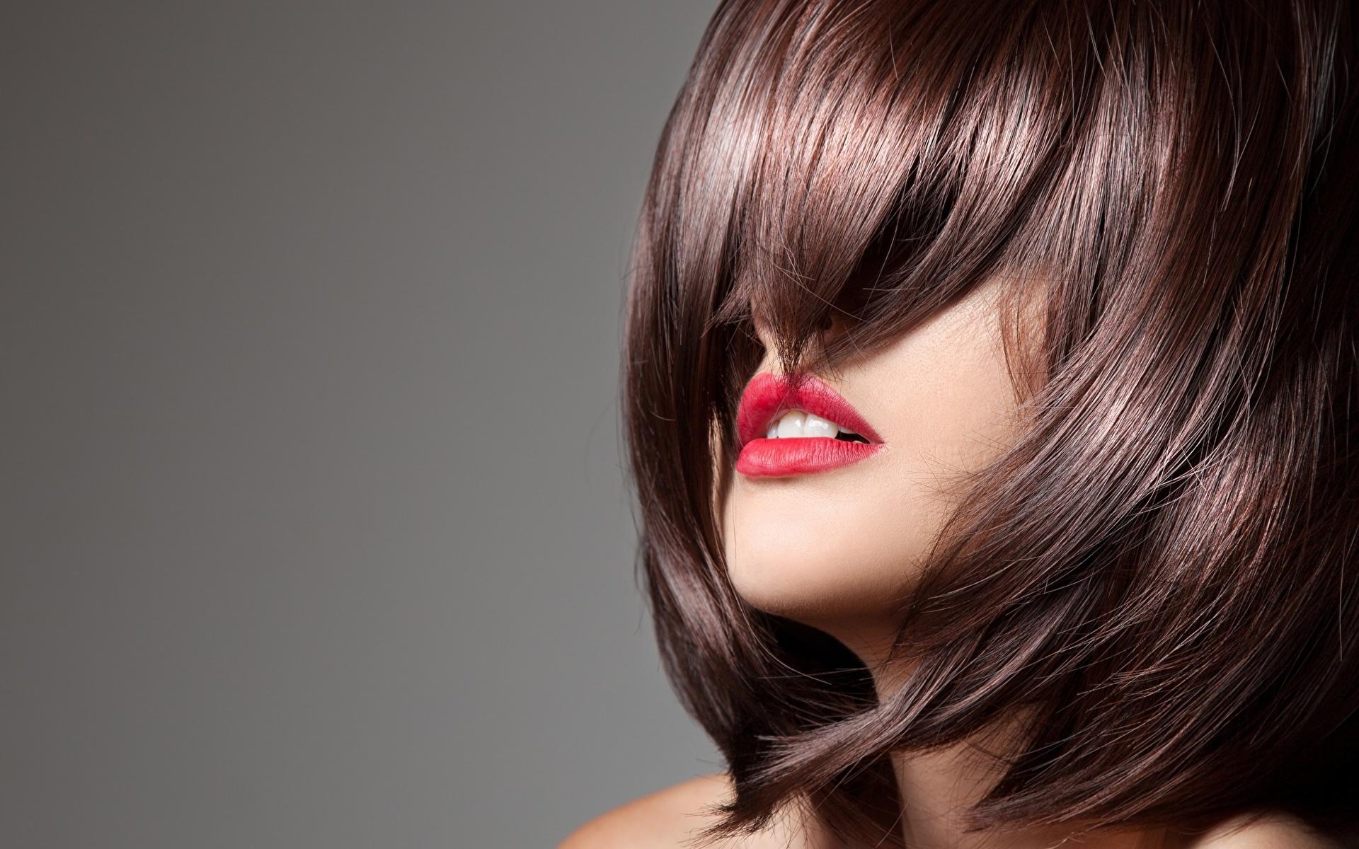 Frauen haare frisuren rote Perücke Rote