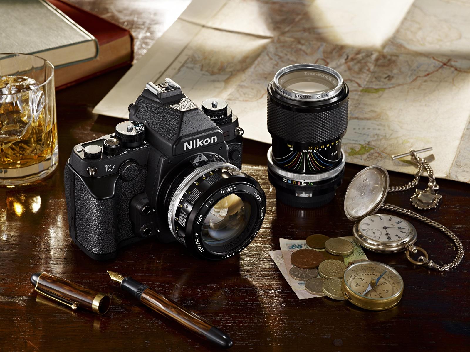 De Bolsillo Fondos Nikon Reloj Pantalla 1600x1200 wOyNn8vm0