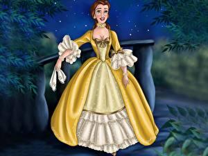 Hintergrundbilder Disney Die Schöne und das Biest