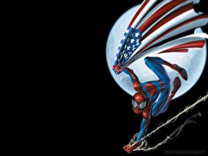 Hintergrundbilder Spider-Man - Animationsfilm