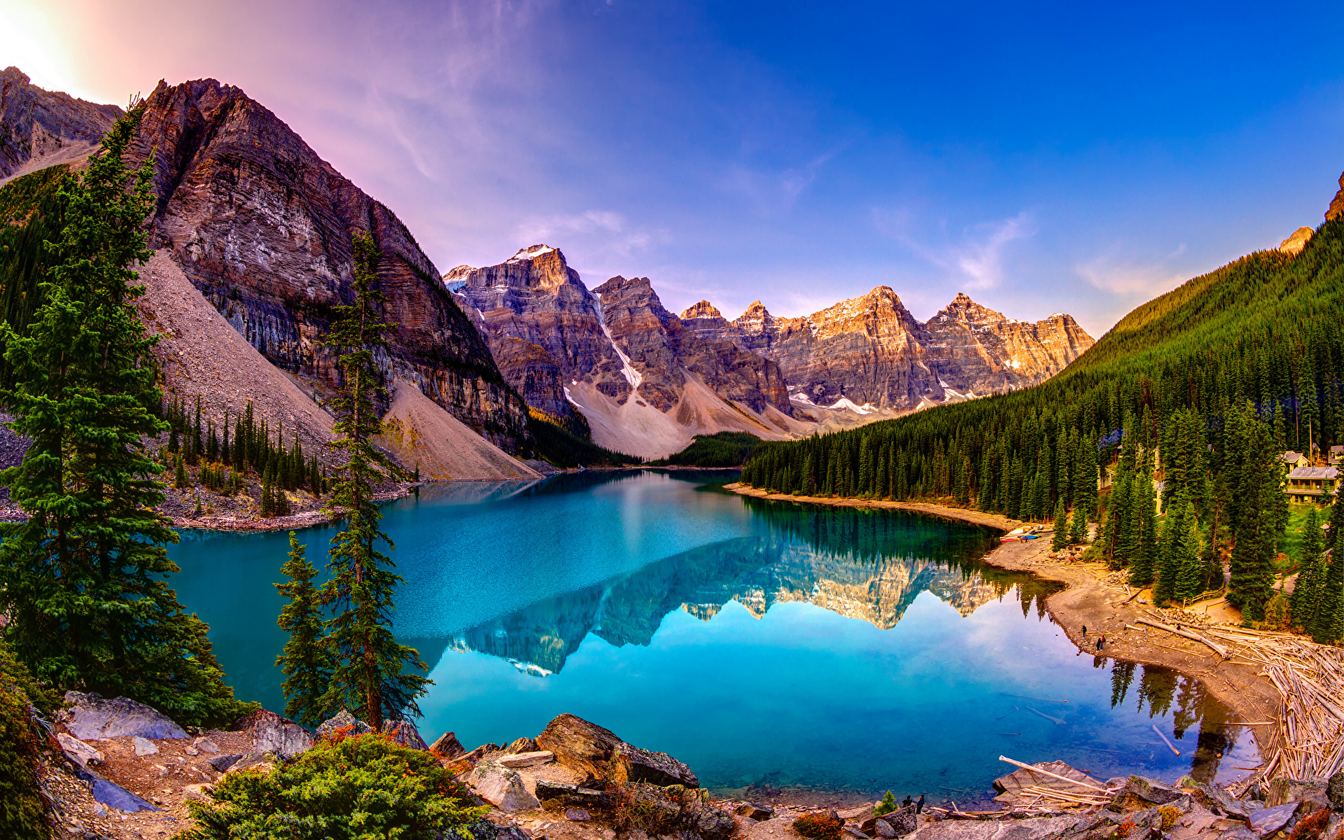 Fonds D Ecran 1920x1200 Lac Montagnes Photographie De Paysage Nature Telecharger Photo