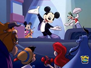 Hintergrundbilder Disney