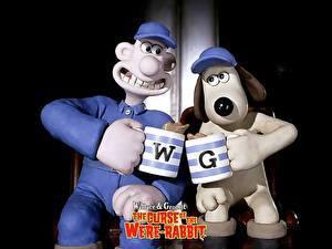 Hintergrundbilder Wallace & Gromit – Auf der Jagd nach dem Riesenkaninchen Animationsfilm