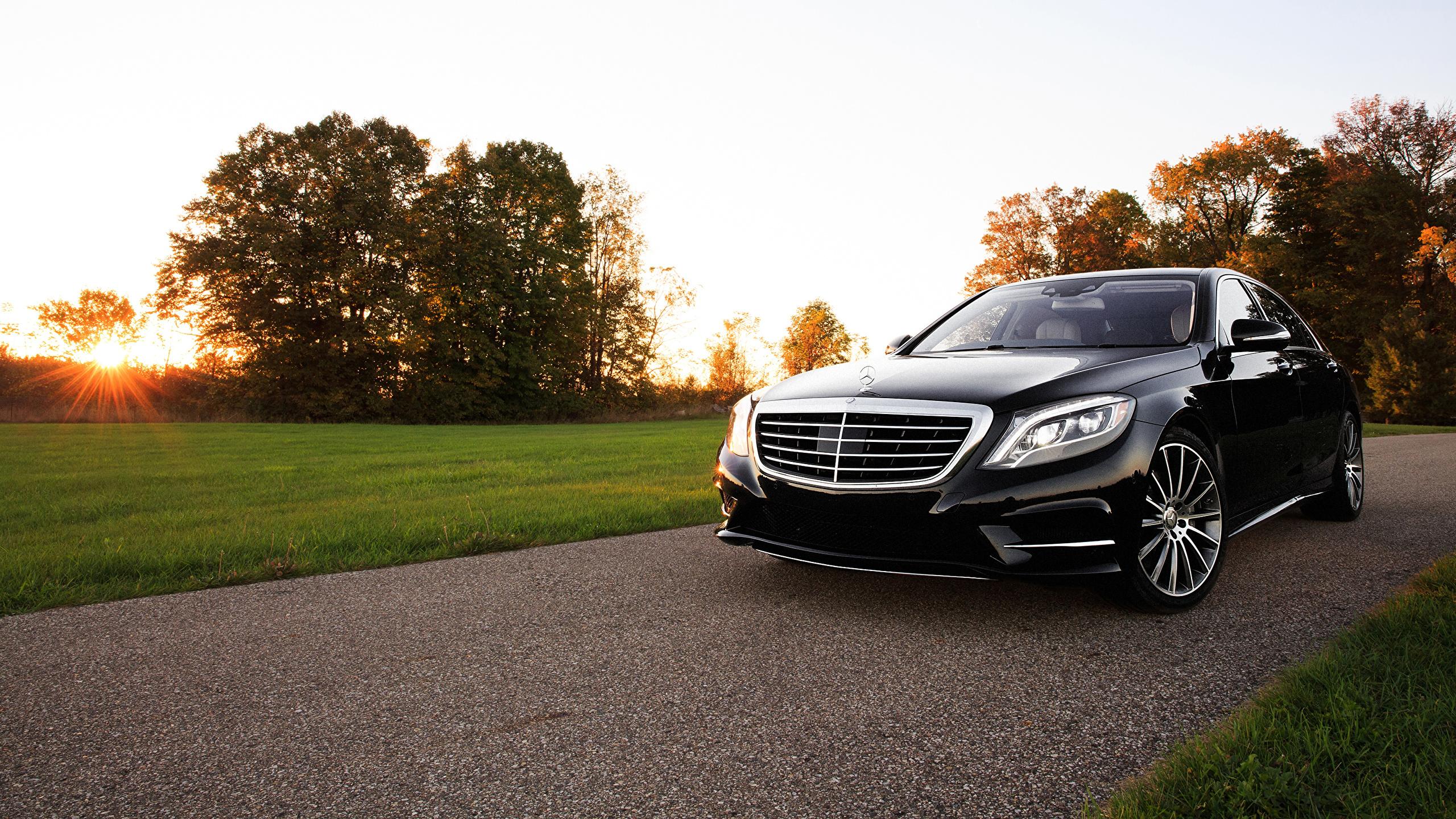 Fondos De Pantalla 2560x1440 Mercedes Benz W222 S Class