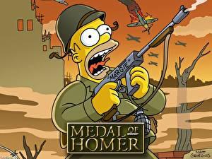Bilder Simpsons