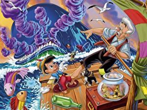 Bilder Disney Pinocchio