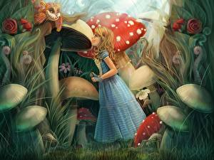 Fotos Disney Alice im Wunderland - Animationsfilm