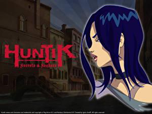 Hintergrundbilder Huntik