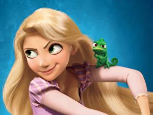 Hintergrundbilder Rapunzel – Neu verföhnt Zeichentrickfilm