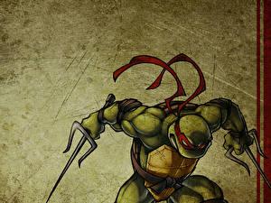 Bilder Teenage Mutant Ninja Turtles  Animationsfilm