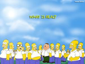 Hintergrundbilder Simpsons