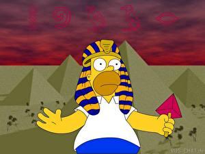 Bilder Simpsons Zeichentrickfilm