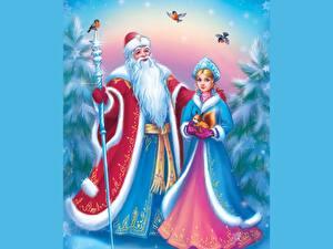 Hintergrundbilder Weihnachtsmann