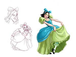 Hintergrundbilder Disney Aschenputtel