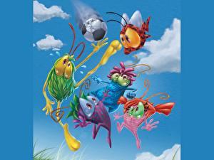 Hintergrundbilder Zeichentrickfilm