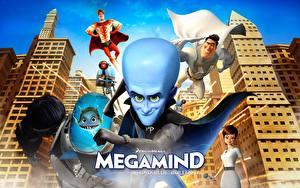Fotos Megamind Animationsfilm