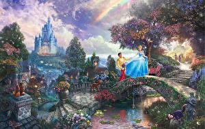 Bilder Disney Aschenputtel Animationsfilm