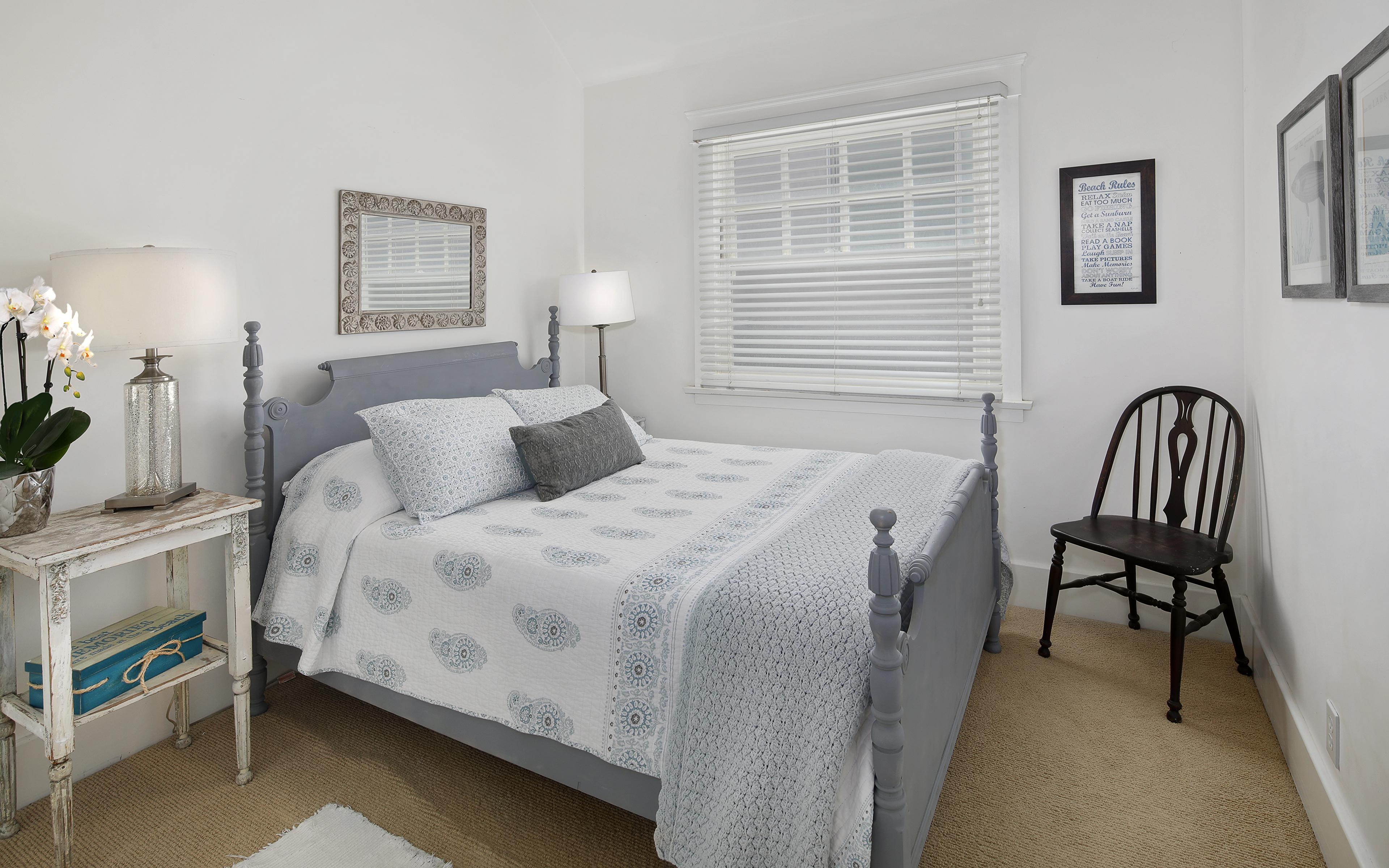 Fotos von Schlafzimmer Innenarchitektur Bett Lampe Stühle 14x14