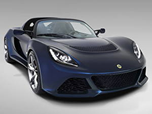Bilder Lotus Roadster Lotus Exige S Roadster 2012