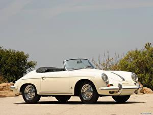 Fotos Porsche Roadster 356B 1600 Super Roadster 1960