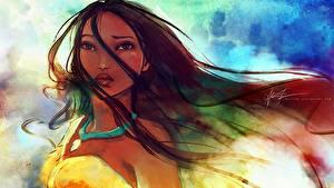 Hintergrundbilder Disney Pocahontas Zeichentrickfilm