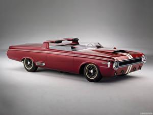 Fotos Dodge Roadster Charger Roadster Concept Car 1964
