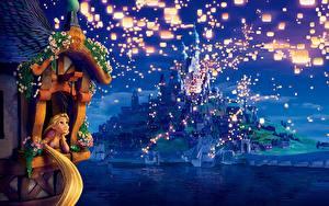 Hintergrundbilder Rapunzel – Neu verföhnt Animationsfilm