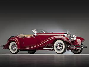Fotos Mercedes-Benz Roadster 500K Luxury Roadster 1935