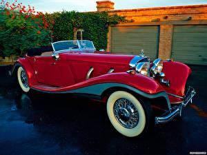 Bilder Mercedes-Benz Roadster 500K Special Roadster 1936