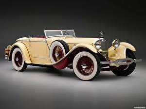 Fotos Mercedes-Benz Roadster 680S Saoutchik Torpedo Roadster 1928 Autos