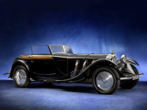 Bilder Mercedes-Benz Roadster 680S Torpedo Roadster by Saoutchik 1928