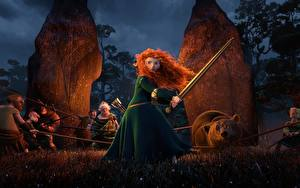 Fotos Merida – Legende der Highlands Animationsfilm