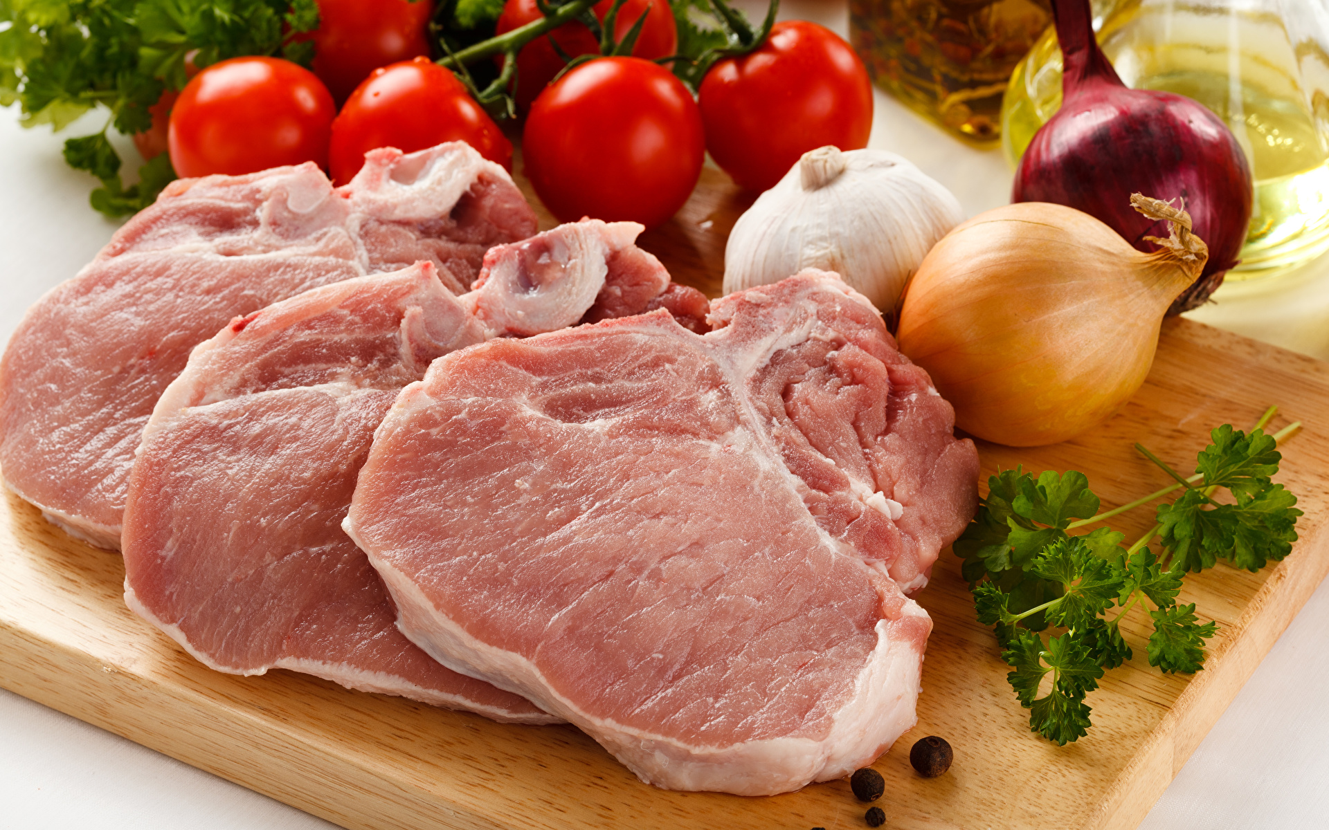 свинина на диете
