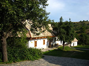 Hintergrundbilder Ungarn  Städte