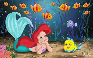 Fotos Disney Arielle, die Meerjungfrau