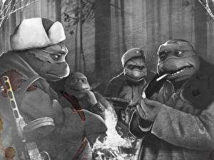 Hintergrundbilder Teenage Mutant Ninja Turtles