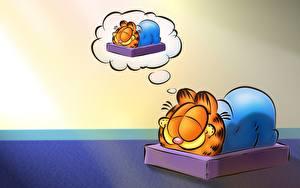 Hintergrundbilder Garfield - Animationsfilm