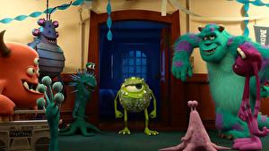 Hintergrundbilder Disney Die Monster AG