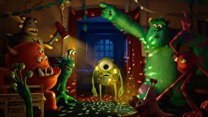 Fotos Disney Die Monster AG