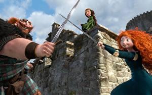 Bilder Merida – Legende der Highlands