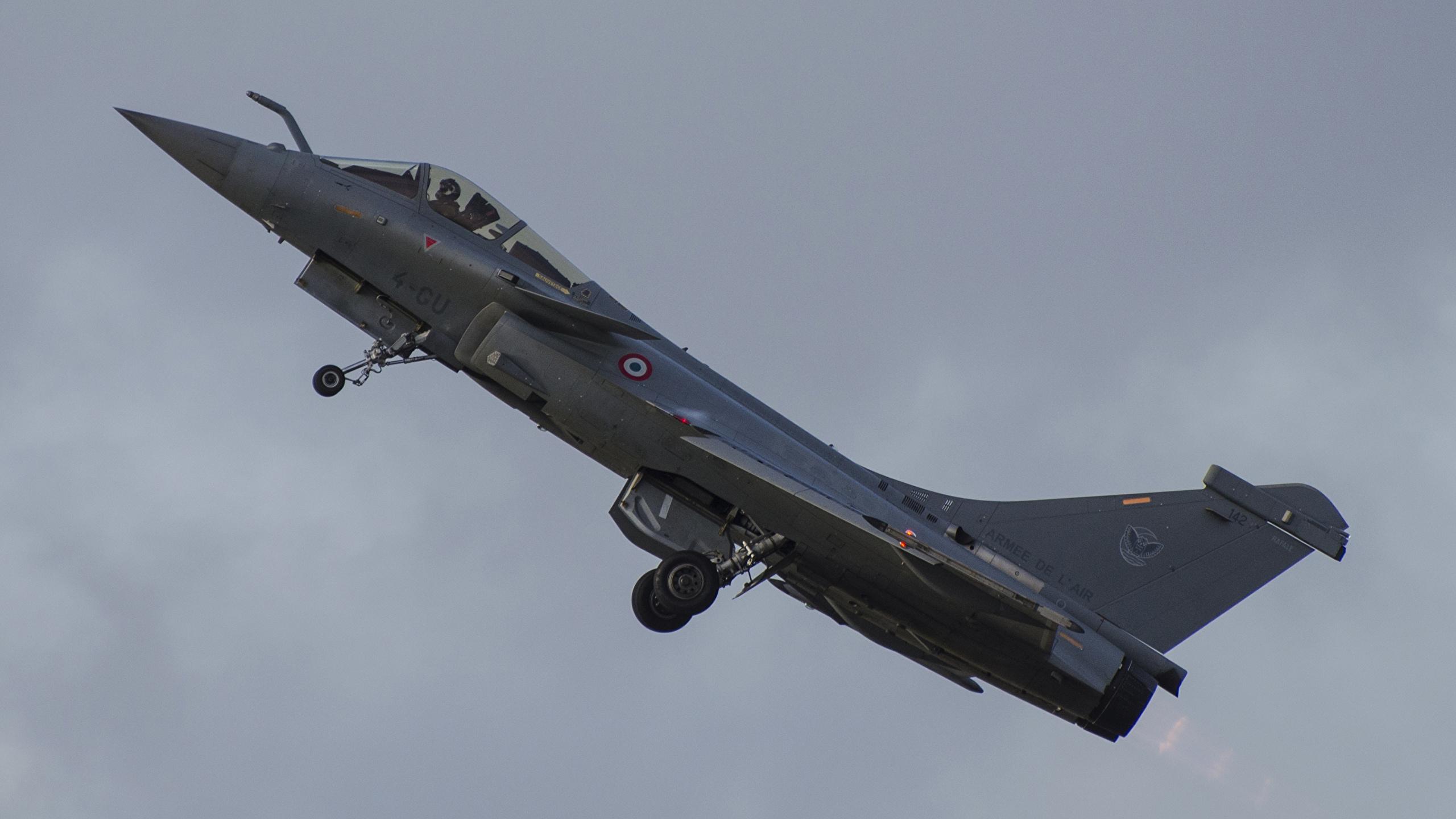 Fondos De Pantalla 2560x1440 Avións Avión De Caza Dassault