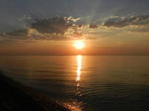 Bilder Sonnenaufgänge und Sonnenuntergänge Sonne