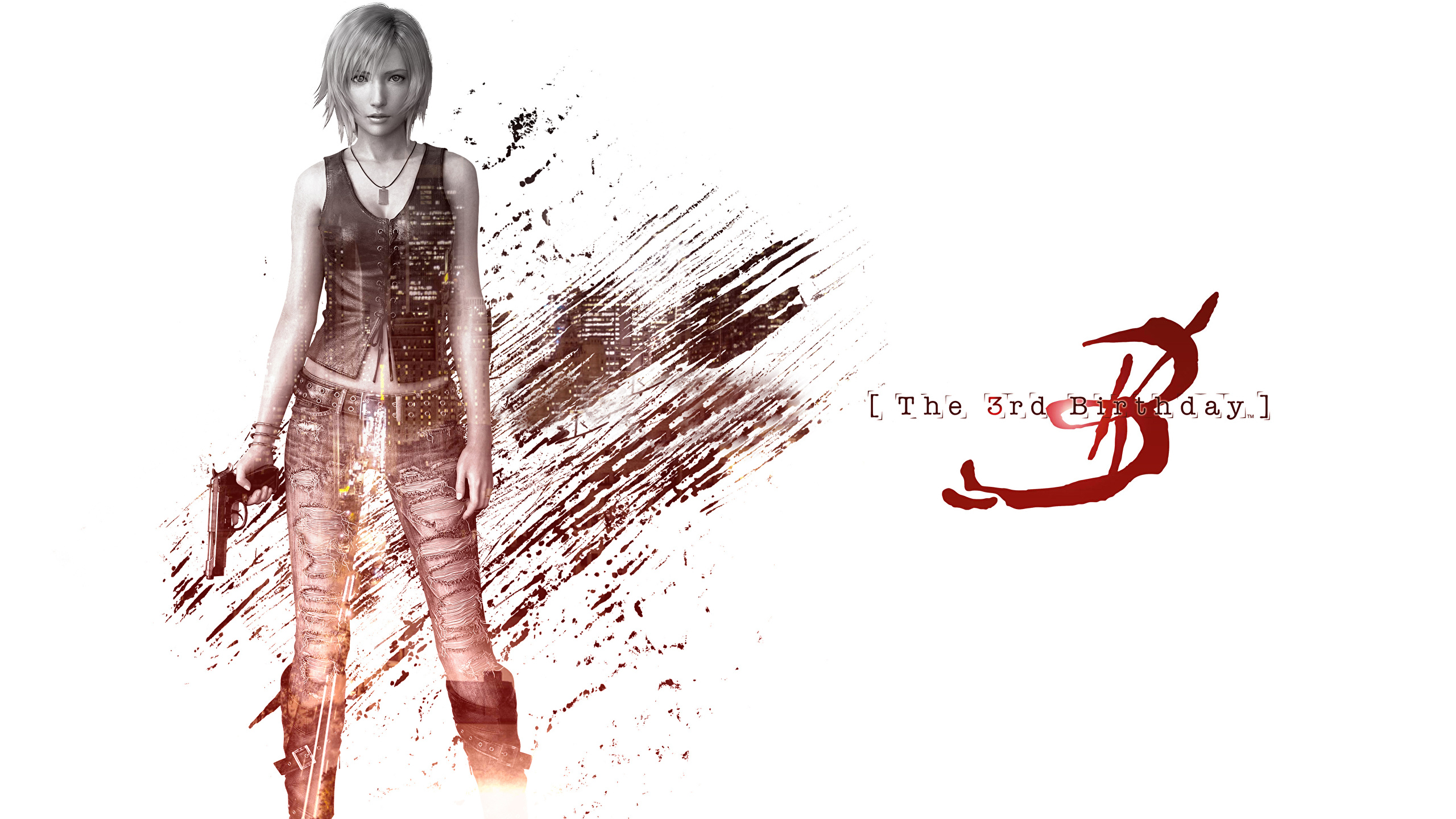 Pictures Parasite Eve Parasite Eve The 3rd Birthday 2560x1440