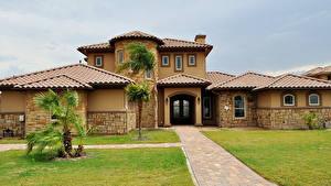 Hintergrundbilder Haus USA Texas