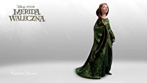 Hintergrundbilder Merida – Legende der Highlands Zeichentrickfilm